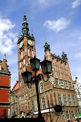 ratusz Gdańsk